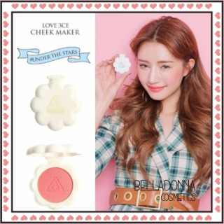 Phấn Má Love 3CE Cheek Maker Under The Stars thumbnail
