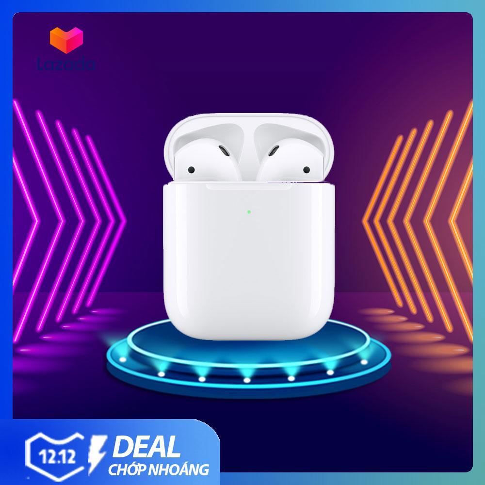 Tai Nghe Bluetooth Apple AirPods 2 Bản Sạc Có Dây - Bảo Hành 12 Tháng Giá Cực Ngầu