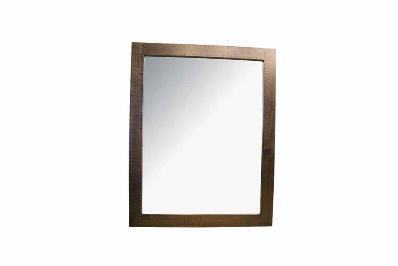 Gương trang điểm gỗ tự nhiên