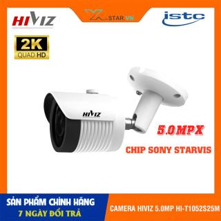FREESHIP Camera Hiviz 5.0mp HI-T1052S25M, Camera Thân AHD CVI TVI CVBS 5MP 1 2.8 SONY Starvis Back-illuminated - Sản phẩm Chính Hãng thumbnail