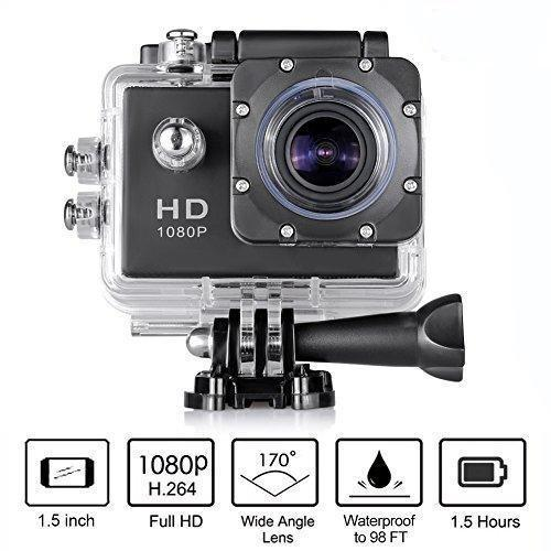 Camera Hành Trình HD 1080 Sport Cam A9 Nhật Bản