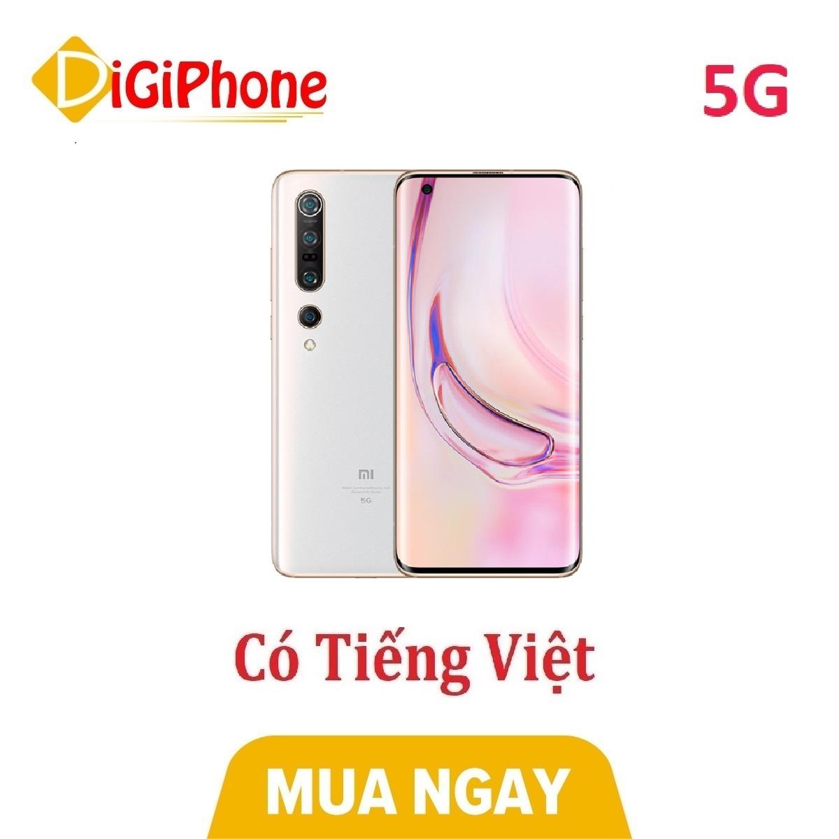 Điện thoại Xiaomi Mi 10 Pro 8/256Gb - Hàng nhập khẩu