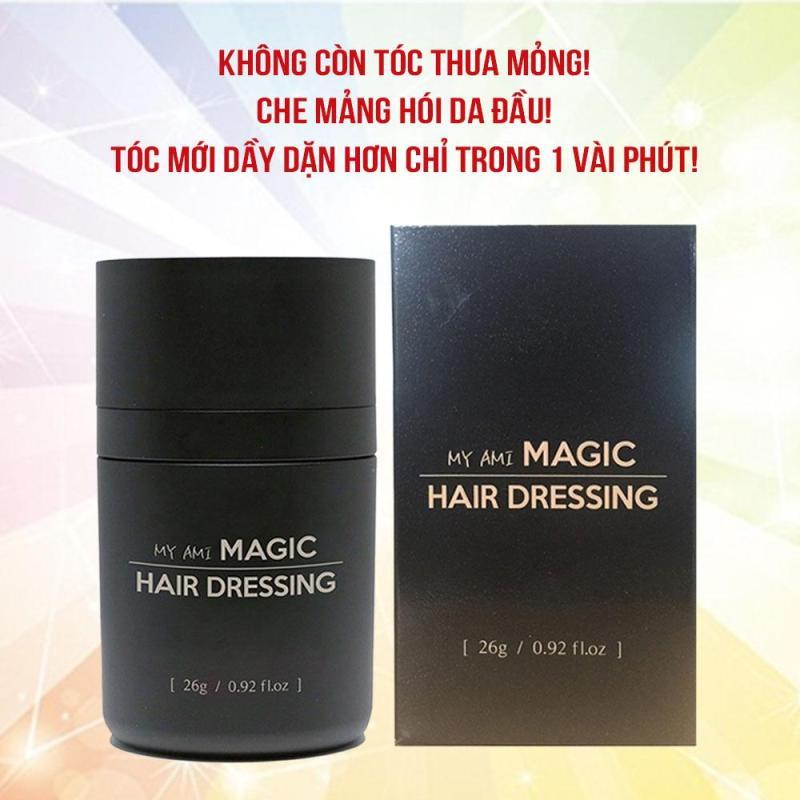 Bột Dặm Làm Dầy Dài Tóc MY AMI MAGIC HAIR DRESSING 26g Hàn Quốc cao cấp