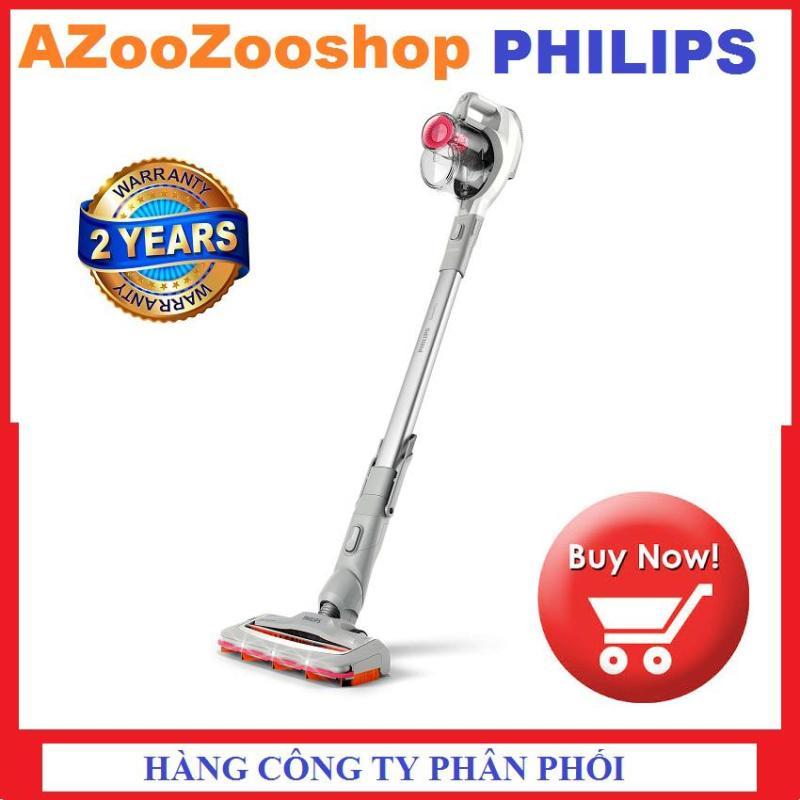 Máy hút bụi không dây dạng cán Philips FC6723, 30 phút sử dụng