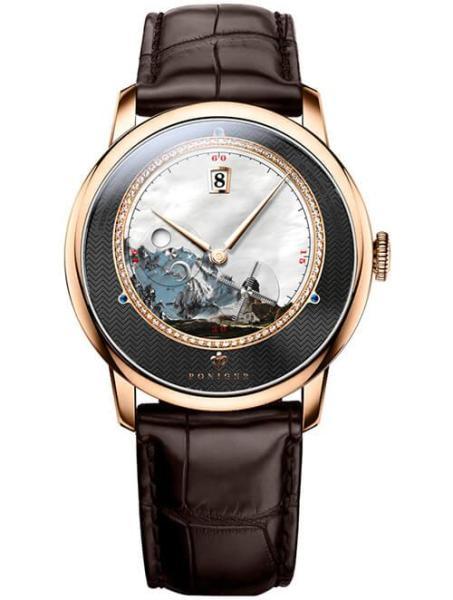 Đồng hồ nam Poniger P7.23-3