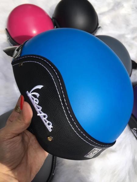 Giá bán nón bảo hiểm vespa siêu xinh