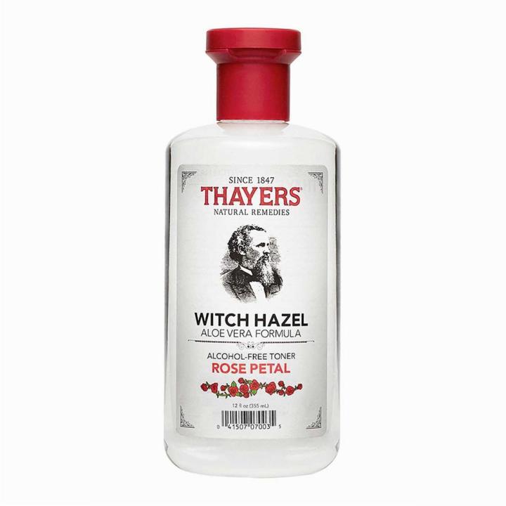 Nước hoa hồng Thayers Witch Hazel Mỹ 355ml tốt nhất