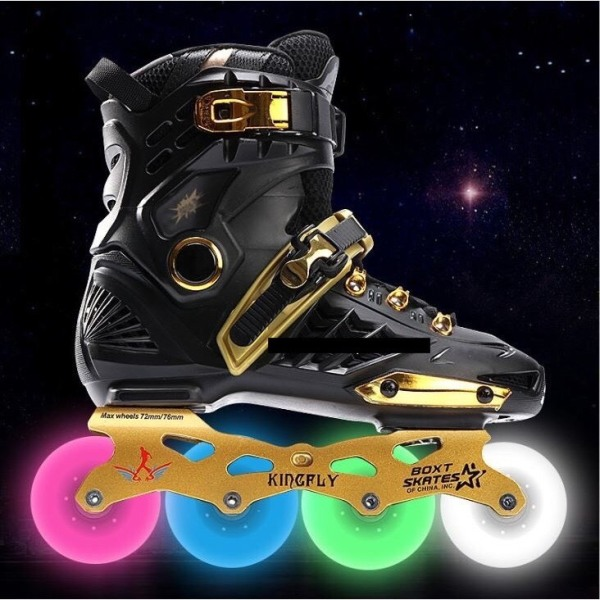 Mua giày patin người lớn 4 bánh phát sáng đèn màu