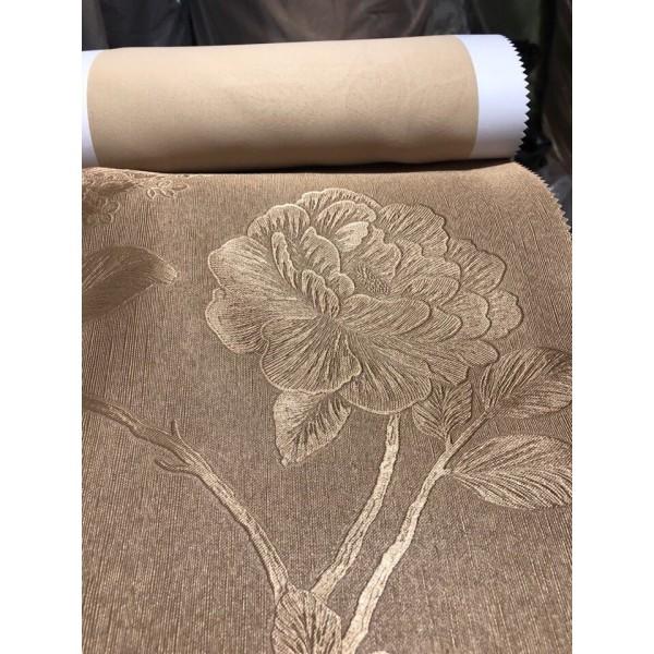 Rèm vải đơn sắc họa tiết hoa nổi 3D , sản phẩm tốt, chất lượng cao, cam kết sản phẩm nhận được như hình
