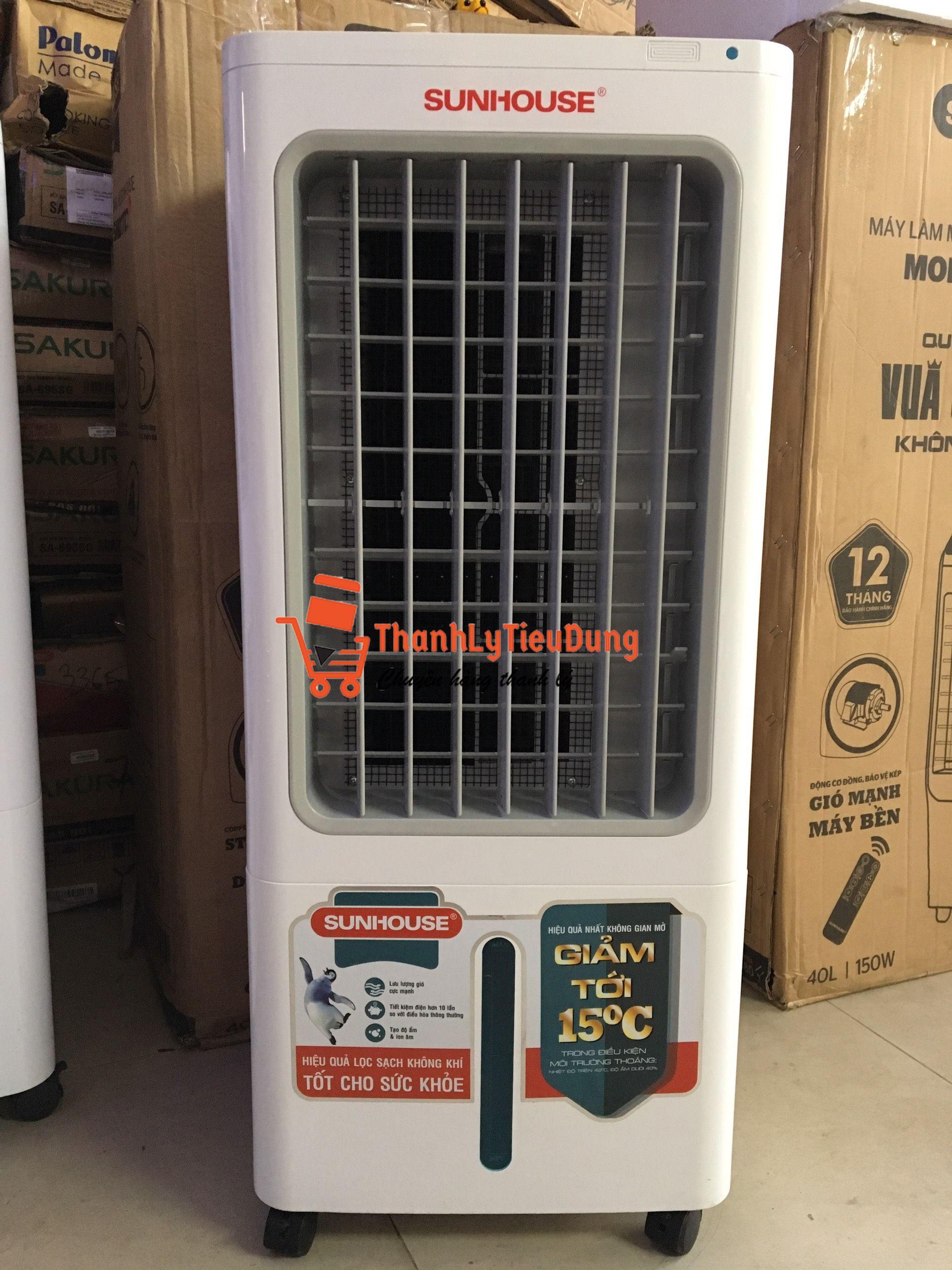 Bảng giá Quạt điều hòa không khí Sunhouse SHD7714 - HÀNG TRƯNG BÀY