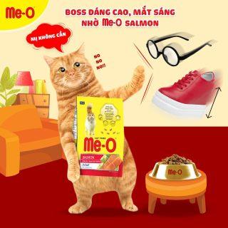 Thức ăn cho mèo vị cá ngừ Me-O Me-0 MeO Tuna 1,2kg thumbnail