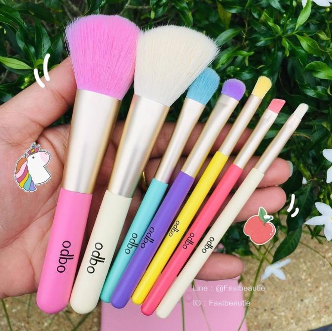 [Odbo] Bộ cọ Perfect brush odbo beauty tools OD8-193 tốt nhất
