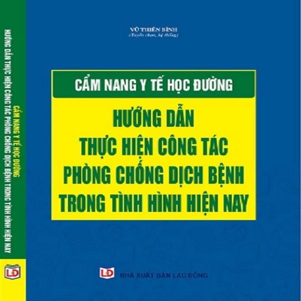 Mua Cẩm Nang Y Tế Học Đường