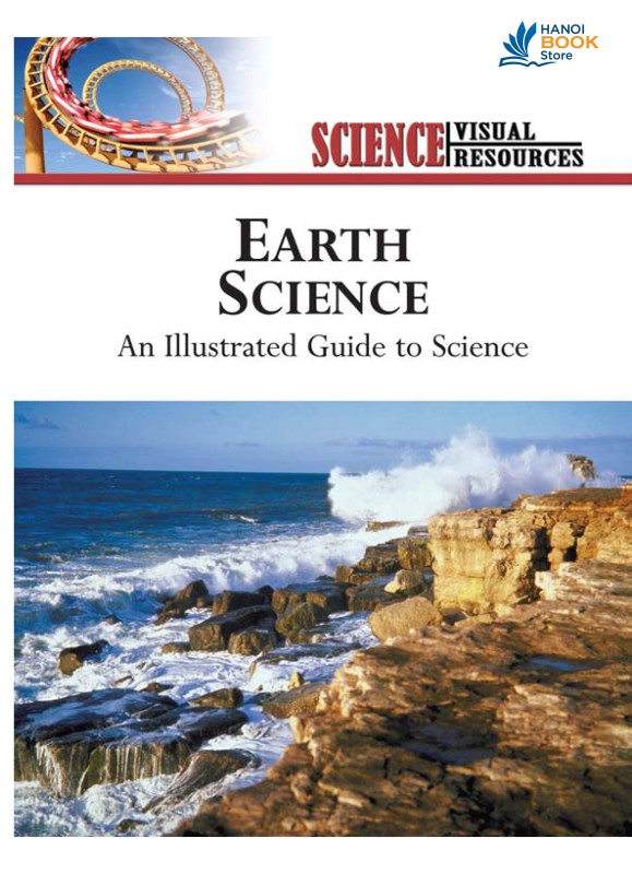 An Illustrated Guide to Science - EARTH SCIENCE ( Hanoi bookstore)