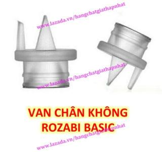 Van chân không ROZABI BASIC - Phụ kiện cho máy hút sữa điện đôi thumbnail