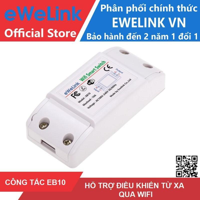 Công Tắc WiFi Thông Minh EB10 eWeLink