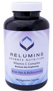Viên uống trắng da Relumins Vitamin C Complex 180 viên của Mỹ thumbnail