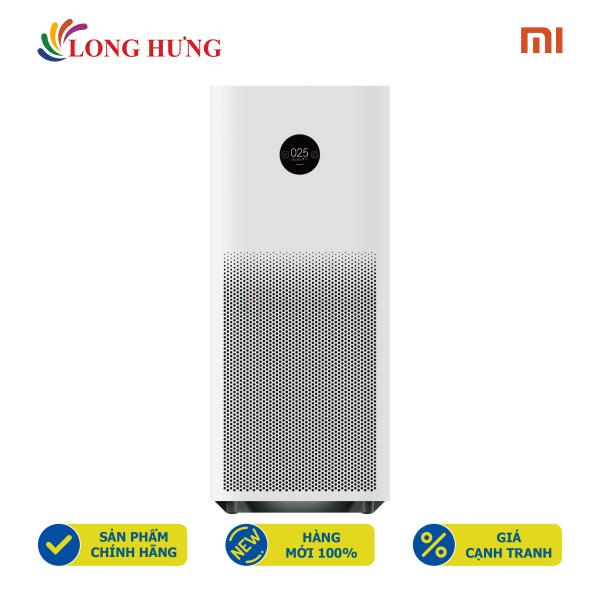 Máy lọc không khí Xiaomi Mi Air Purifier Pro H BHR4280GL AC-M13-SC - Hàng chính hãng - Công xuất 70W, điều khiển bằng giọng nói, lọc bụi mịn 0.1 micro-met