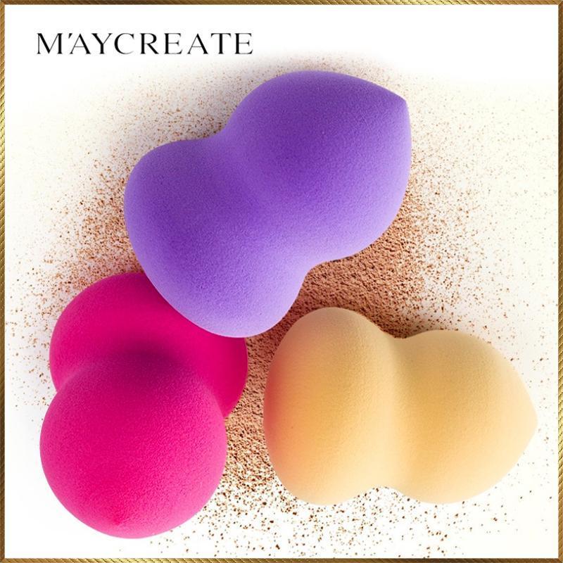 Mút tán kem nền Maycreate MK15
