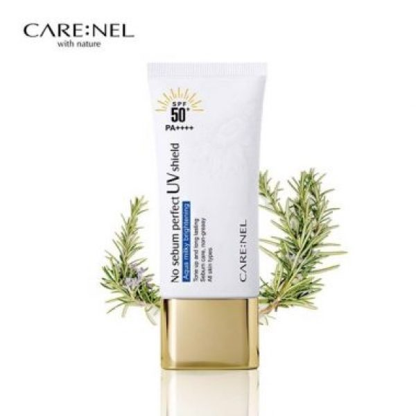 Kem Chống Nắng Care:nel No sebum Perfect UV Shield SPF50+
