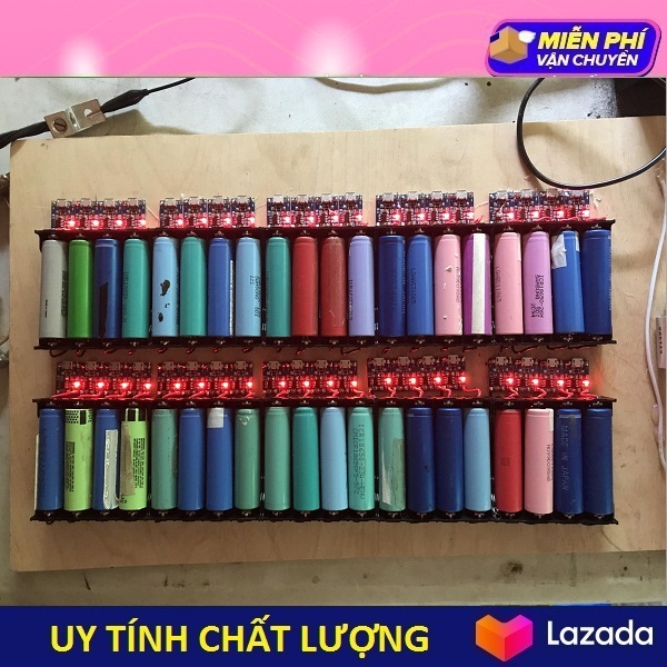 Bảng giá 1 CEll pin 18650 Tháo Pin Laptop Phong Vũ
