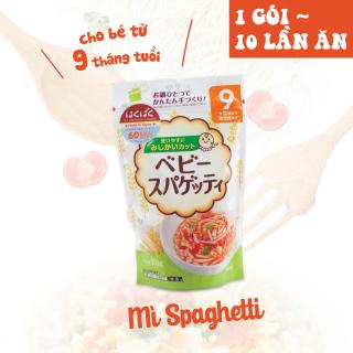 Mỳ Spaghetti không muối dành cho bé ăn dặm HAKUBAKU 100g - Nhập khẩu chính ngạch từ Nhật Bản (1 gói 10 lần ăn) thumbnail