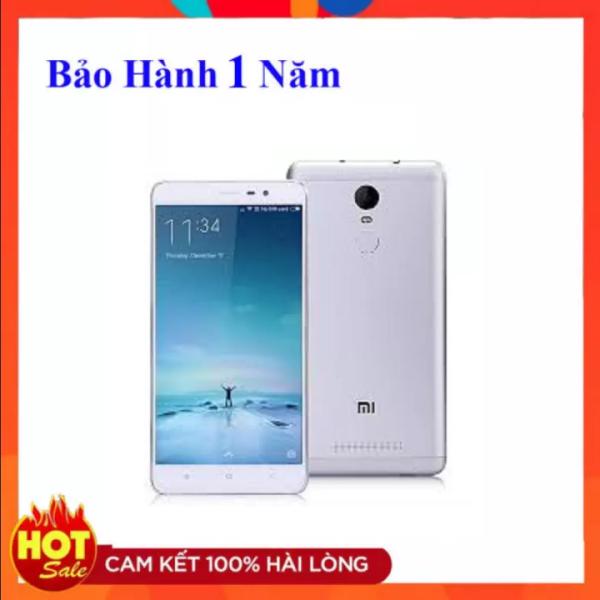 [Bán Lỗ]  Điện thoại Xiaomi Redmi Note 3 Pro 2sim (3GB/32GB)  - có Tiếng Việt, màn hình 5.5, pin trâu
