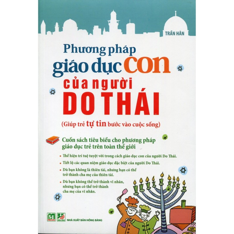 Cuốn sách Phương Pháp Giáo Dục Con Của Người Do Thái