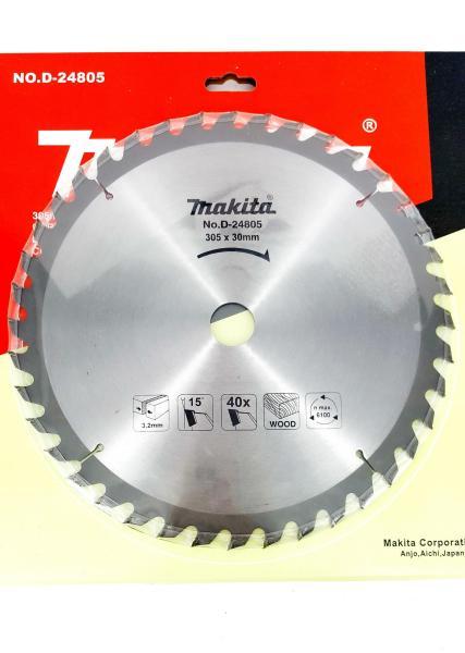 Lưỡi cắt gỗ Makita 40 răng đường kính 300 mm