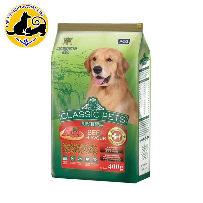 Thức ăn chó trưởng thành CLASSIC PETS - 400g
