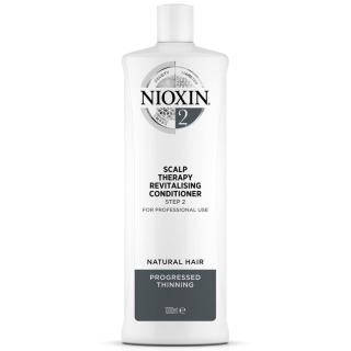 [HCM]Dầu xả chống rụng tóc Nioxin System 2 Conditioner 1000ml ( New 2019) thumbnail