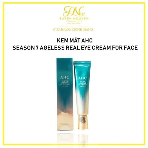Kem Mắt AHC Season 7 Ageless Real Eye Cream For Face