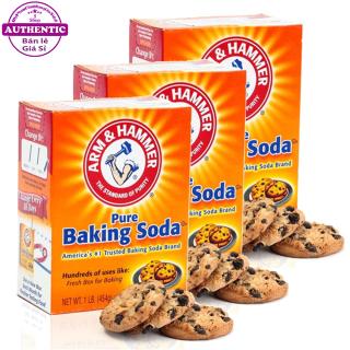 BỘT PURE BANKING SODA USA MỸ 454G thumbnail