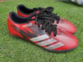 FLASH SALE giày đá bóng da, giày đá banh đã khâu đế 100% SHOP SIÊU THỊ GIÀY form nhỏ nên tăng 1 size thumbnail