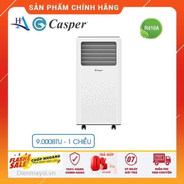 [HCM]Máy lạnh di động Casper PC-09TL33 (1.0 HP) (Miễn phí giao tại HCM-ngoài tỉnh liên hệ shop)