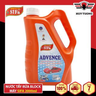 Nước tẩy rửa Block ( lốc ) máy ô tô, moto, máy may công nghiệp, tàu thuyền Sifa 999 ( 2000ml ) cao cấp - Huy Tưởng thumbnail