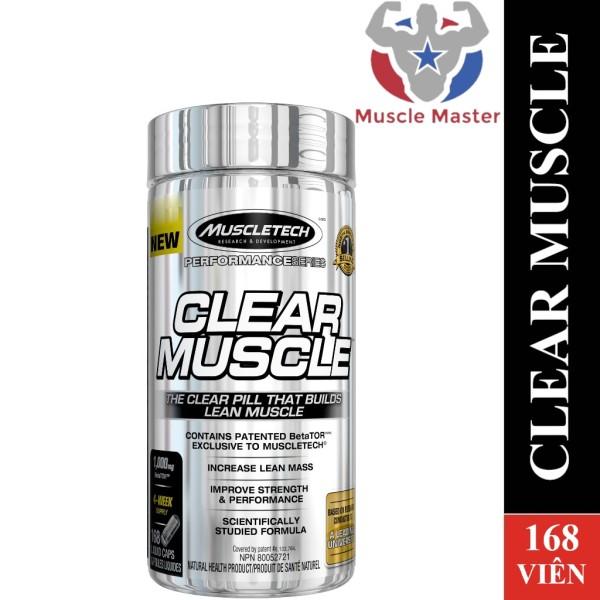 Thực Phẩm Bổ Sung HMB Muscletech Clear Muscle 168 Viên