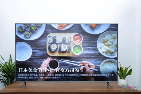 Bảng giá Smart Tivi Xiaomi màn hình Tràn Viền 65 inch PRO E65S