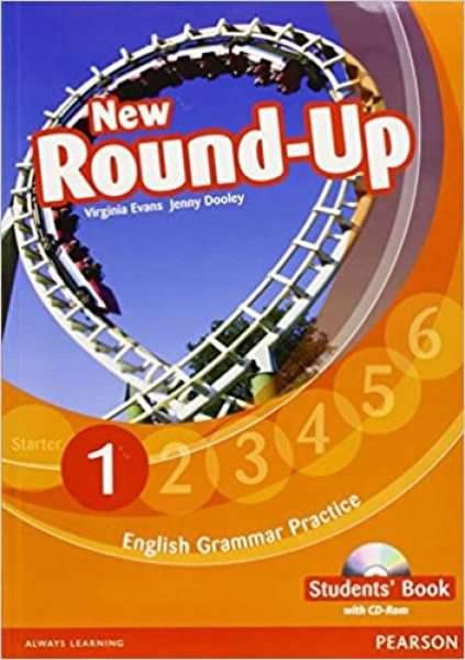 NEW ROUND UP STUDENTS BOOK LEVEL 1