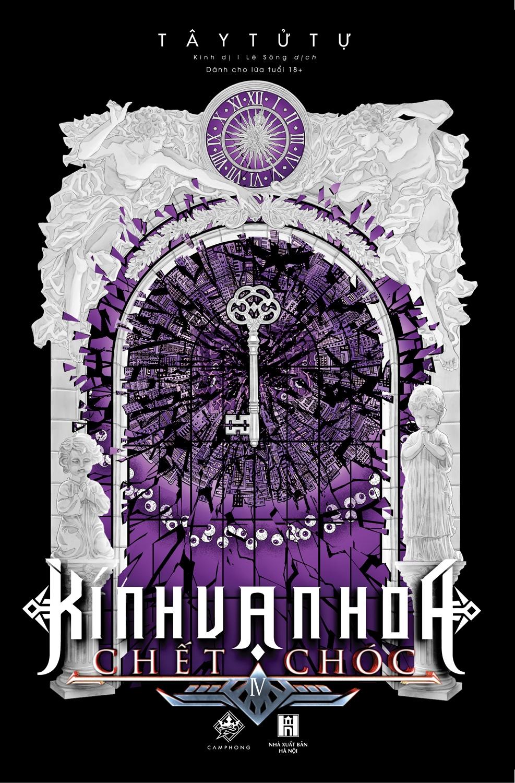 Fahasa - Kính Vạn Hoa Chết Chóc (Tập 4) Không Thể Rẻ Hơn tại Lazada