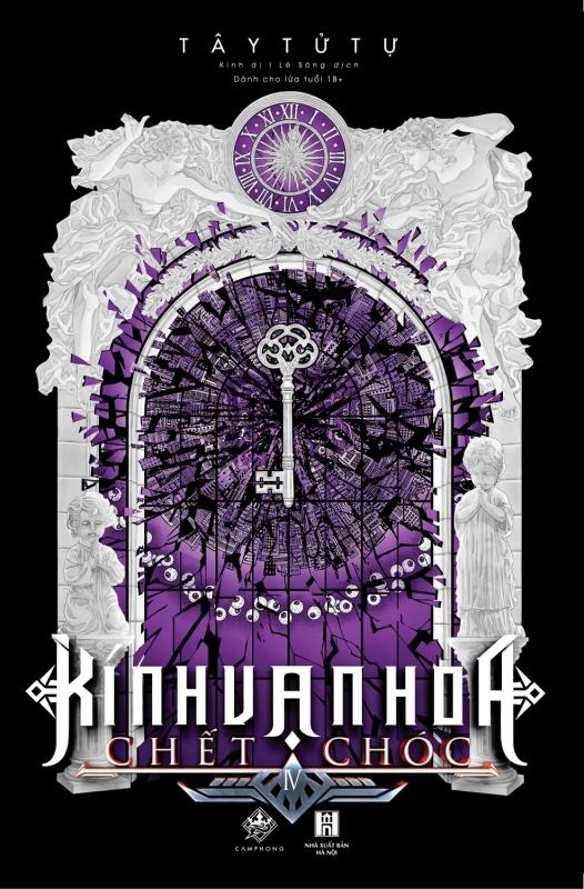 Fahasa - Kính Vạn Hoa Chết Chóc (Tập 4)