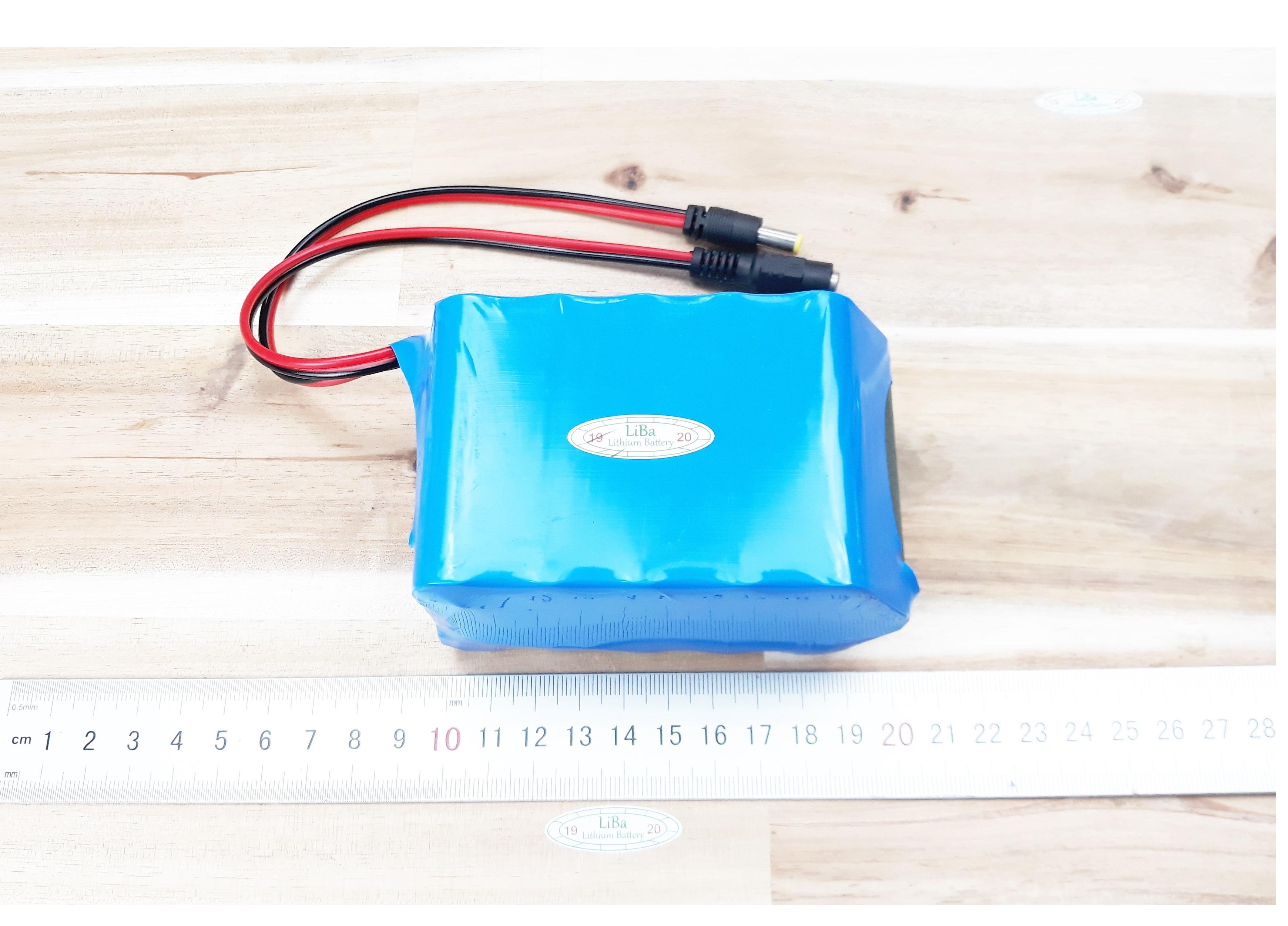 Pin Lithium ion 12V 10Ah, 20Ah, 30Ah, 40Ah mạnh bền tiện lợi _ Liba