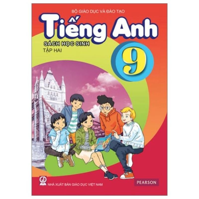 Mua Tiếng Anh Lớp 9 - Tập 2 - Sách Học Sinh (Kèm CD) - 2010299003710