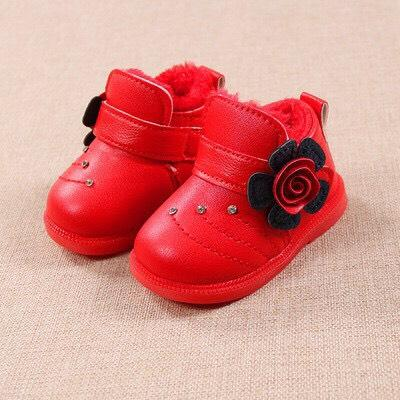 Giá bán giày tập đi bé gái size 16-20