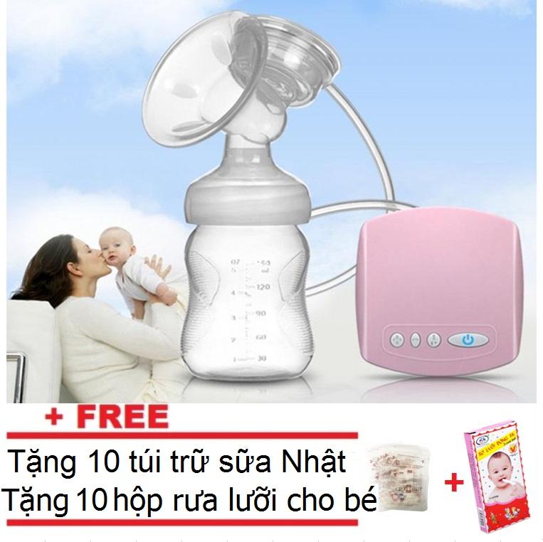 Máy hút sữa điện đơn Miss Baby cao cấp