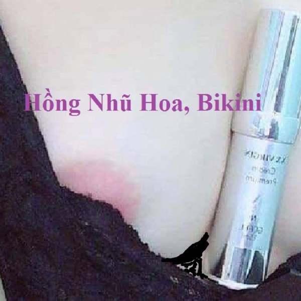 Xxvirgin FREESHIPKem Làm hồng Nhũ Hoa & bikini loại W 5ml