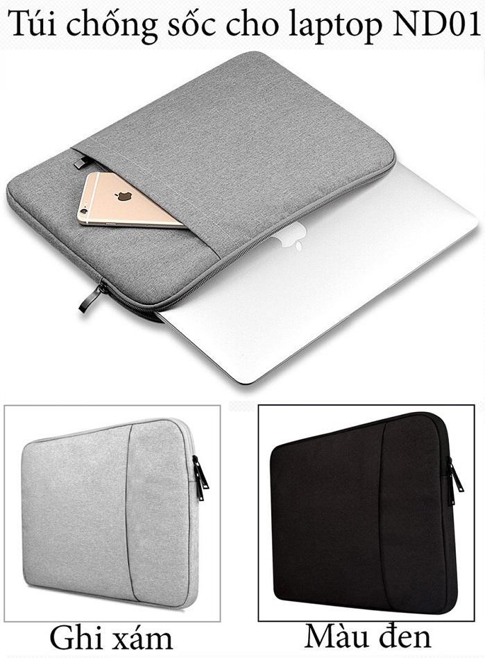 Túi Chống Sốc Laptop 2 Ngăn Đang Ưu Đãi