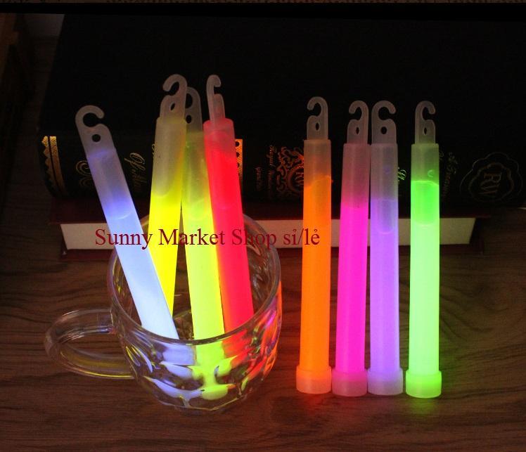 Que phát sáng Sunny loại to đương kính 1.8 cm, dài 1.5 cm phát sáng vào ban đêm hoặc phòng tối (1 Que) - 4