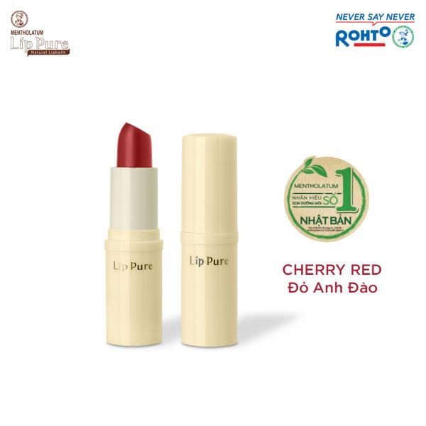 Son dưỡng có màu thành phần tự nhiên Lip Pure Color 3.8g giá rẻ