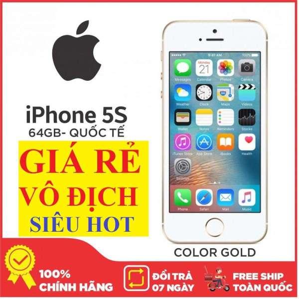 điện thoại Iphone5S 64G bản Quốc Tế - Full Chức năng